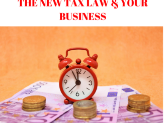 How the 2017 tax law affects your business